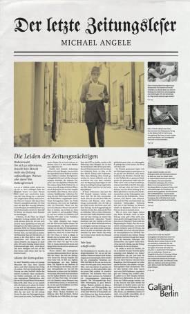 Cover der letzte Zeitungsleser