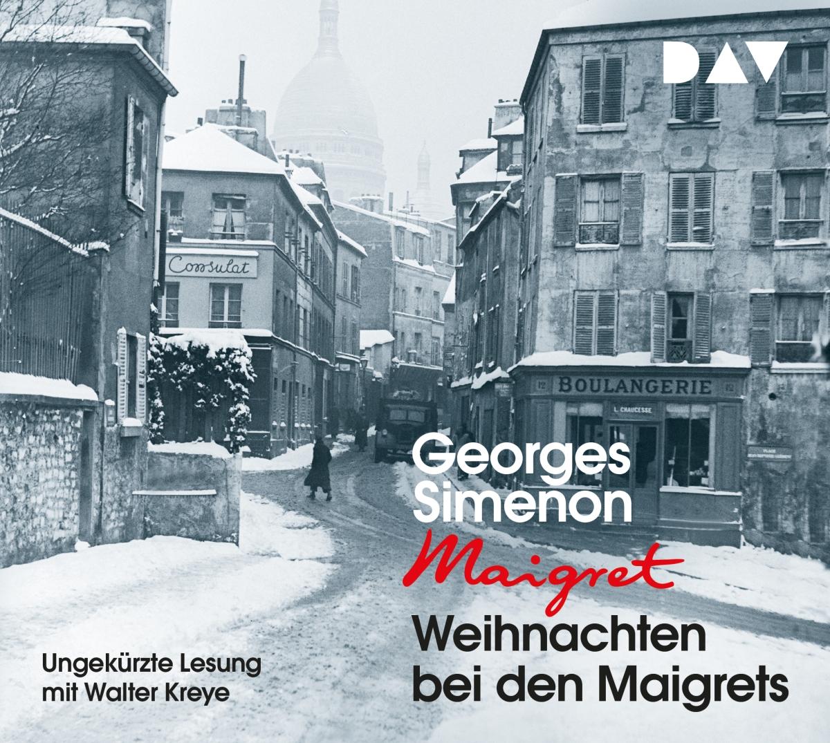 For free: Weihnachten bei den Maigrets